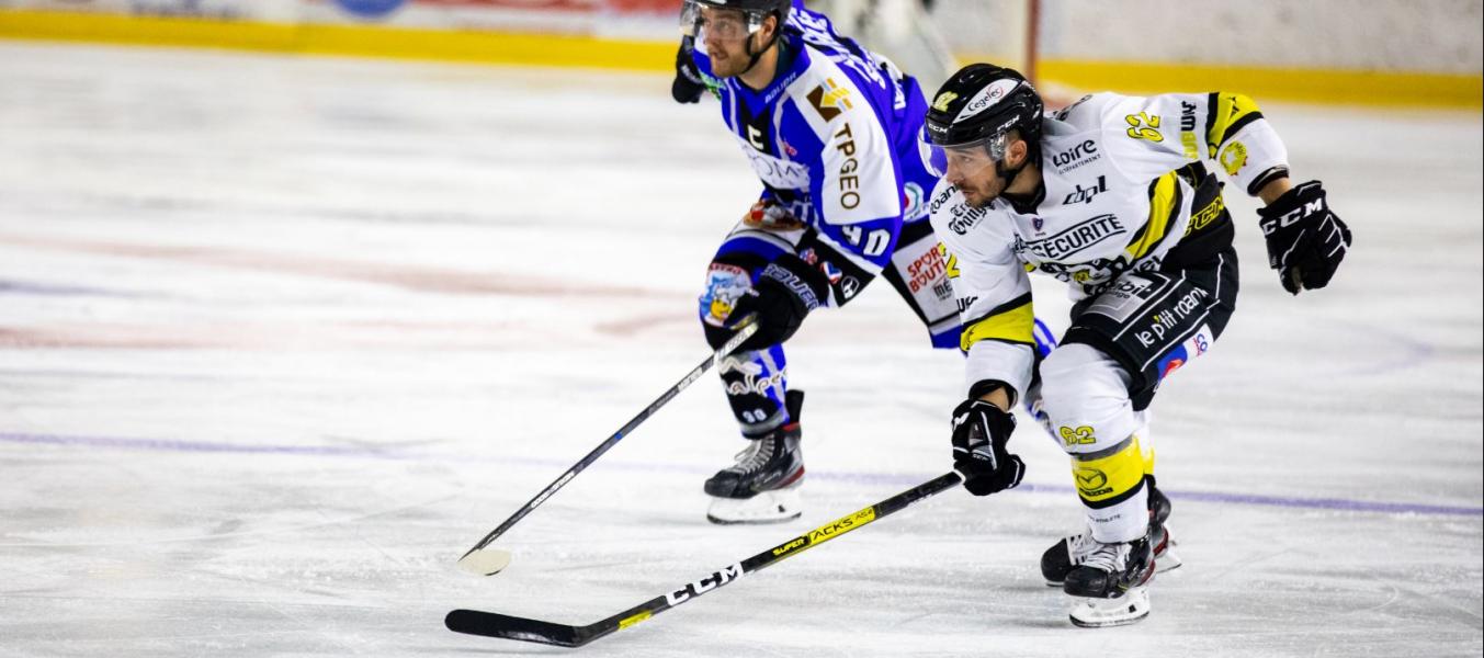 Match de Hockey sur glace Méribel vs  US Suny Canton