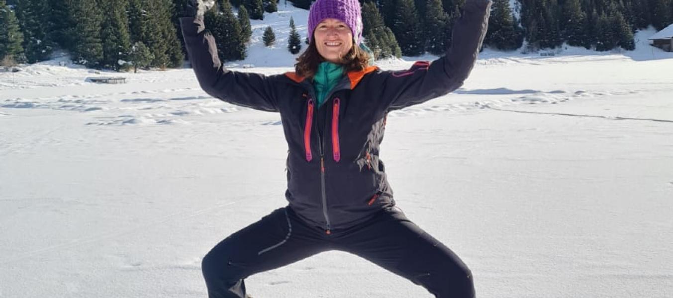 Yoga plein air : marche ton souffle