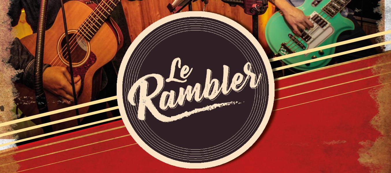 Dernier concert de la saison avec Hook au Rambler