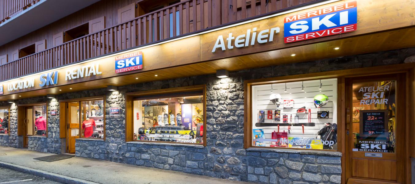Méribel Ski Service
