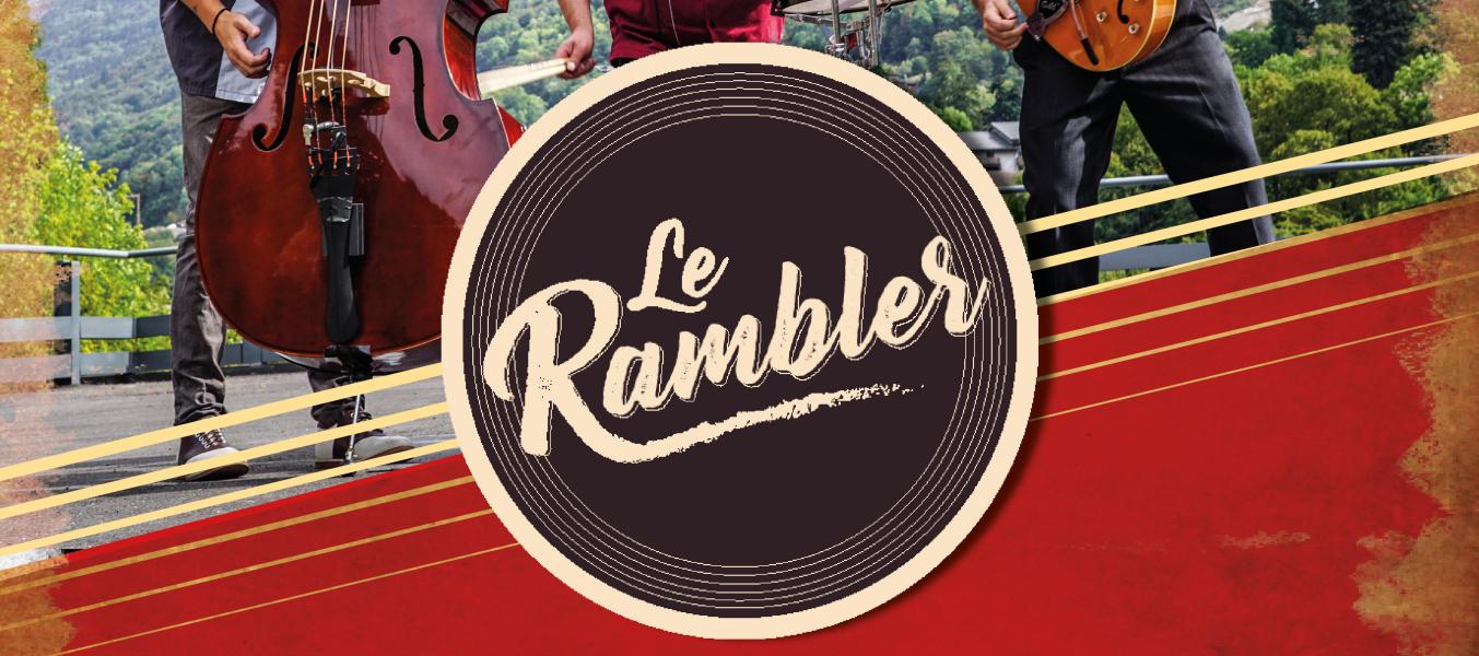 Concert de Rock Cab au Rambler