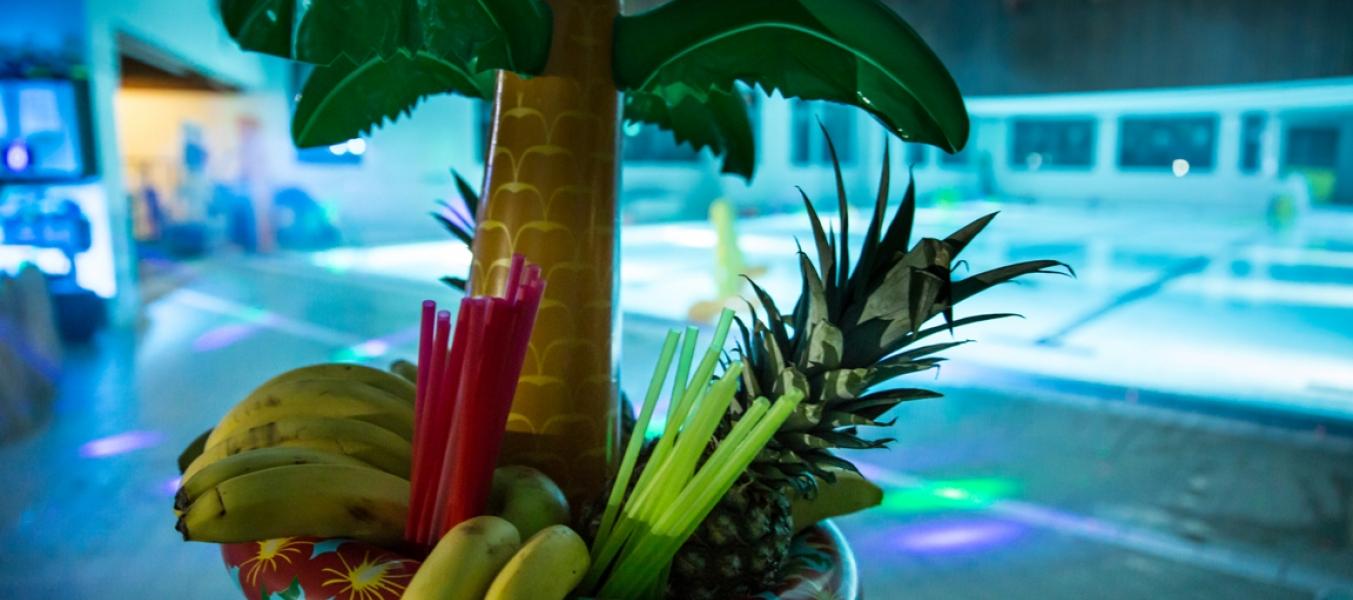 Patinoire : Soirée Mousse avec DJ