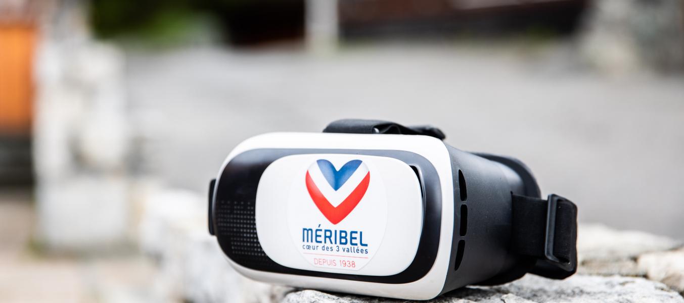 Animation réalité virtuelle