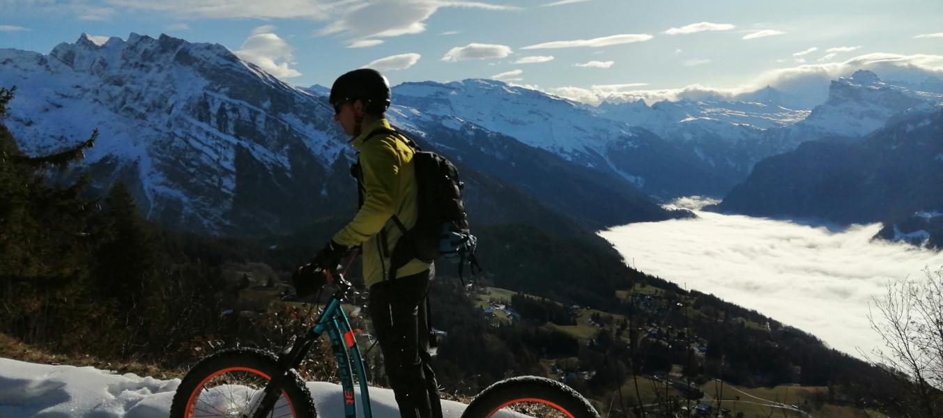 Trottinette électrique tout terrain spécial E Bike Experience