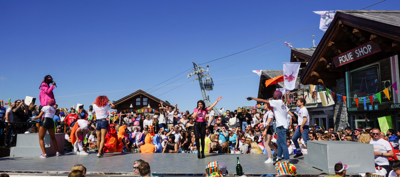 La Folie Douce Méribel-Courchevel
