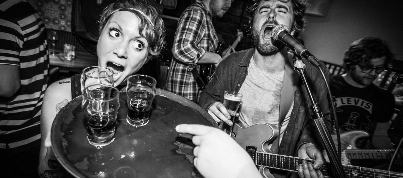 Concert Open Mic avec Ben Vickers @ The Brewer's Den