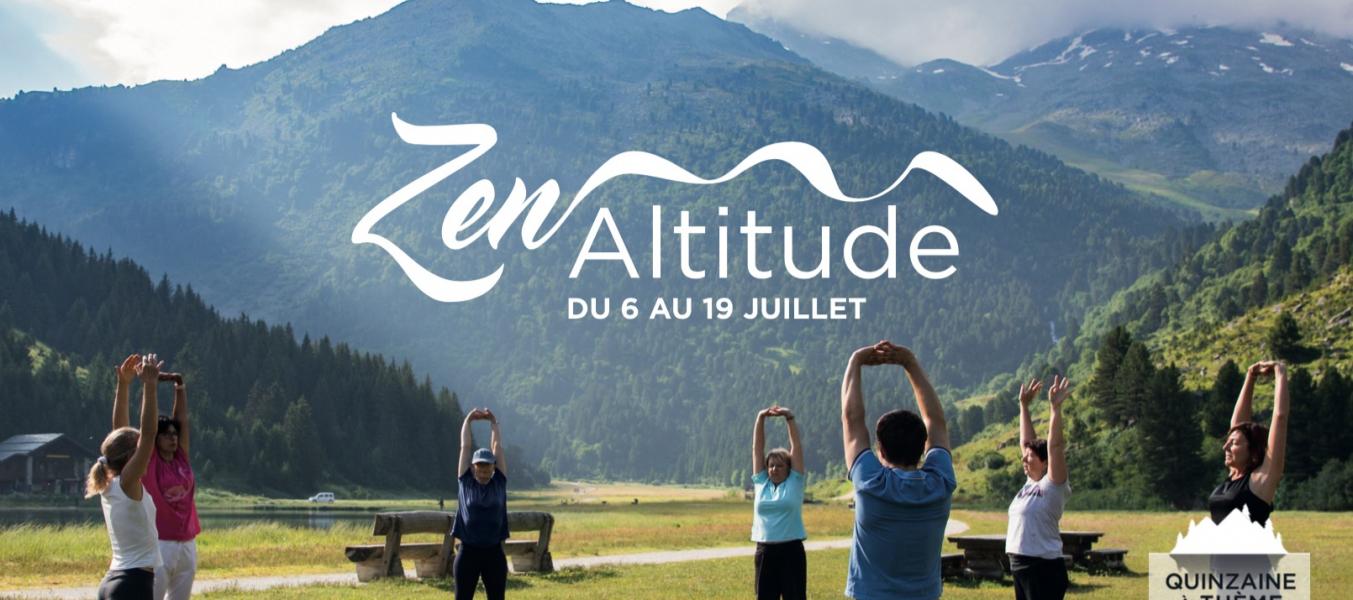 Zen Altitude – version estivale