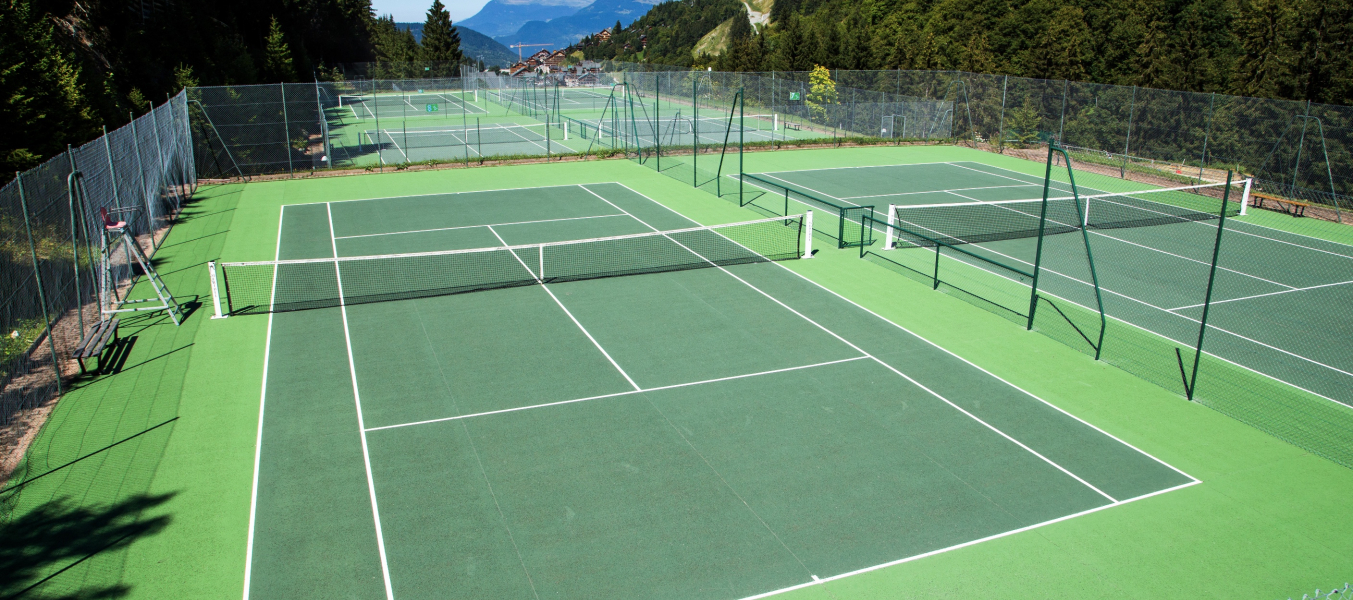 Stage mini-tennis 4/5 ans